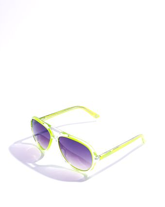 Michael by Michael Kors Caicos Sunglasses - Lyst