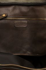 Rag & Bone Leather Weekender in Brown - Lyst