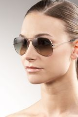 Ray-Ban Classic Aviator Sunglasses - Lyst