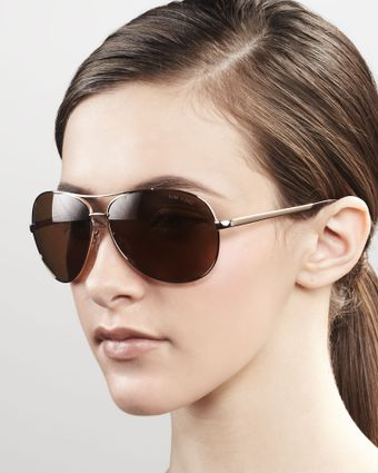 Tom Ford Charles Aviator Sunglasses - Lyst