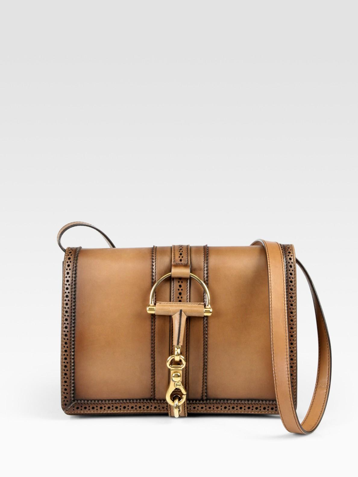 Gucci Dressage Gg Flap Shoulder Bag Medium 99