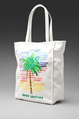 Juicy Couture Palm Tree Tote - Lyst