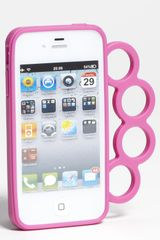 Rebecca Minkoff Knuckles Iphone 4 4s Case - Lyst