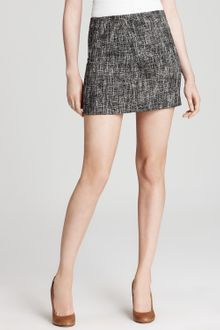 Theory Skirt Cosmita Aglow Tweed - Lyst