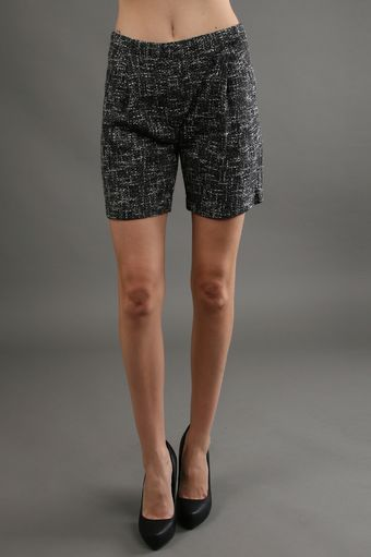 Adam Lippes Shorts in Black 60 Off - Lyst