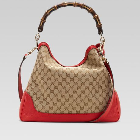f2349a0255b6 Gucci Bucket Bag With Bamboo Handle | Stanford Center for ...