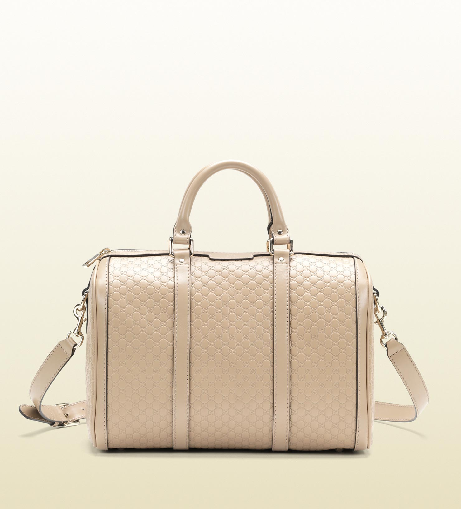 Lyst Gucci For Unicef Special Edition Vintage Web Beige Alma Mini Bag Gallery