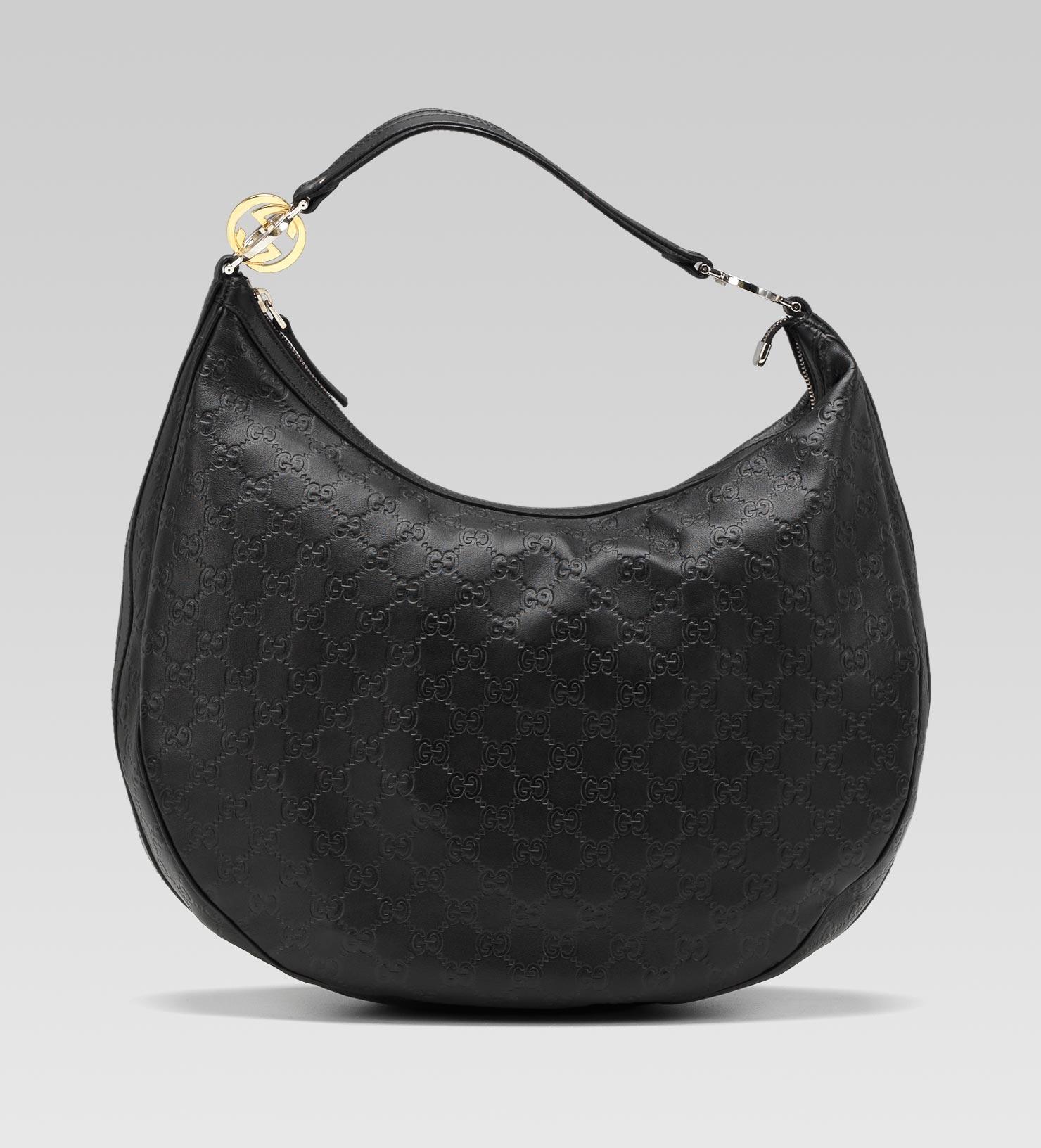 3a92bcf95 Gucci Guccissima Leather Large Joy Hobo Bag