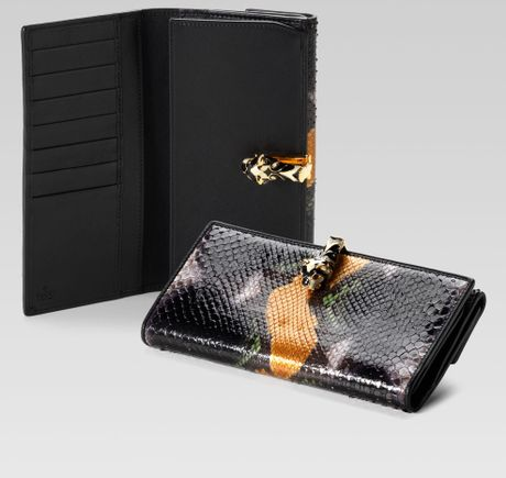16ca221a0909 Gucci Tiger Wallet Review | Stanford Center for Opportunity Policy ...