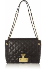 Marc Jacobs Baroque Single Large Quilted Leather Shoulder Bag - Lyst