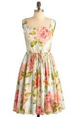 ModCloth Born Beautiful Dress - Lyst