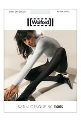 Wolford Satin Opaque 50 Tights - Lyst