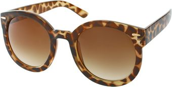 Asos Asos Oversized Retro Sunglasses - Lyst