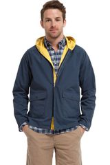 Bonobos Gant Reversible Raincoat - Lyst