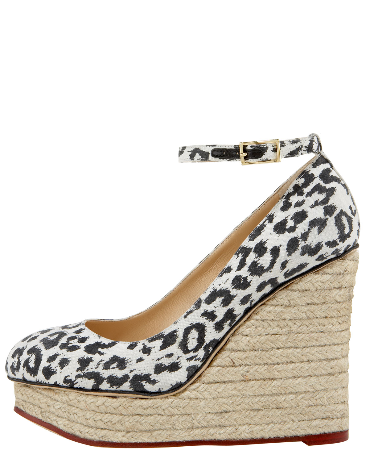 Leopard Print Court Shoes New Look