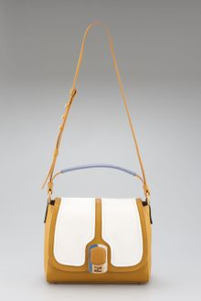 Fendi Colorblock Anna Shoulder Bag - Lyst