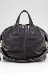 Givenchy Nightingale Zanzi Leather Bag  - Lyst