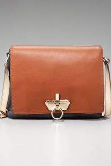 Givenchy Tricolor Obsedia Messenger Bag - Lyst