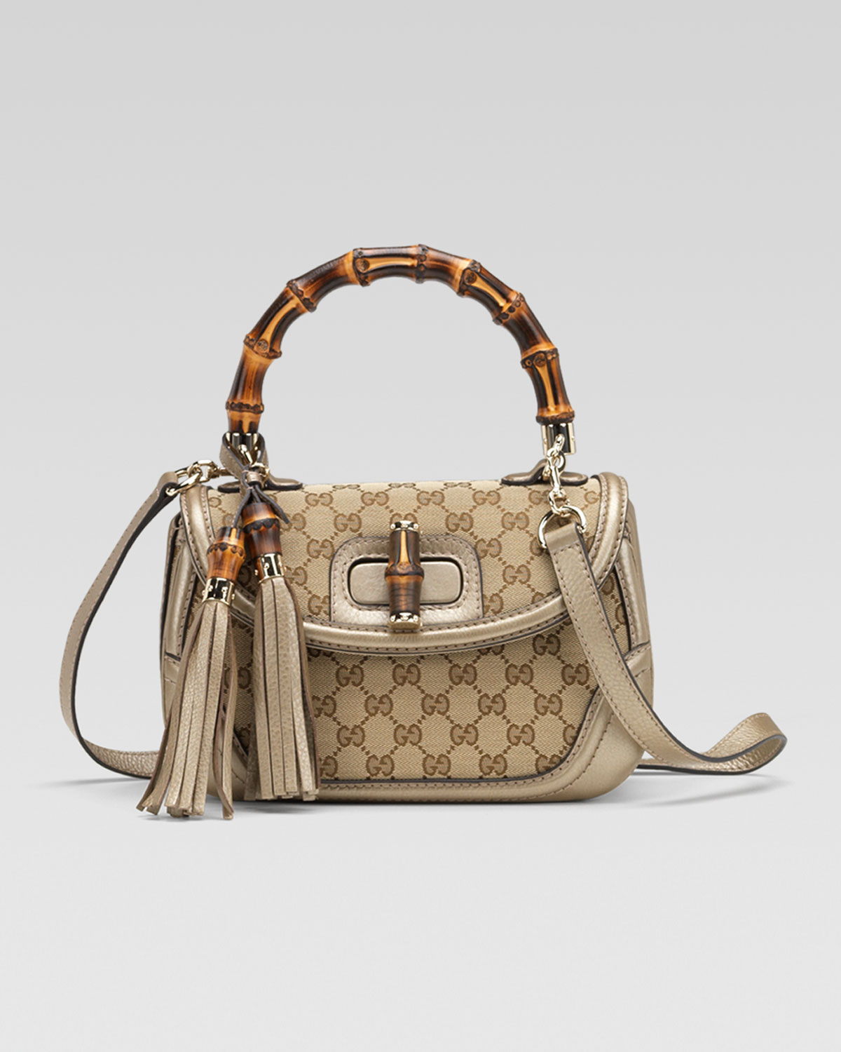 585617cff Gallery. Previously sold at: Bergdorf Goodman · Women's Gucci Bamboo Bags