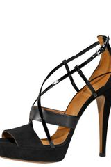 Gucci Betty High-heel Platform Sandal - Lyst