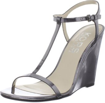 Kors By Michael Kors Womens Ruby Wedge Sandal - Lyst