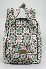 Marc By Marc Jacobs Pretty Nylon Batik Backpack - Lyst