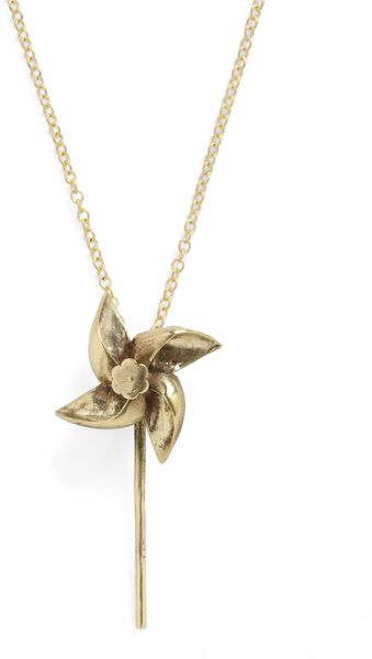 ModCloth A Fair To Remember Necklace - Lyst