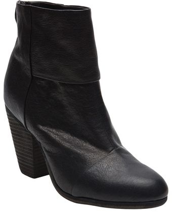Rag & Bone Newbury Ankle Boot - Lyst