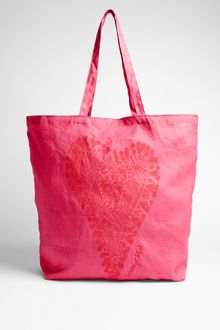 See By Chloé Raspberry Large Tote Bag - Lyst