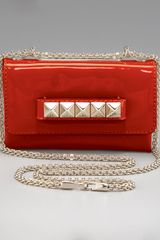 Valentino Rockstud Vava-voom Shoulder Bag, Small - Lyst