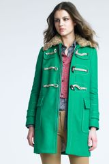 DSquared2 Toggle Coat - Lyst