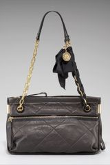 Lanvin Amalia Shoulder Bag - Lyst