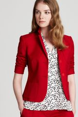 Theory Blazer Nillian Stretch - Lyst