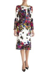 Erdem Irene Dress - Lyst