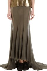 Haider Ackermann Fishtail Skirt - Lyst