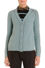 Marni Cardigan Sweater - Lyst