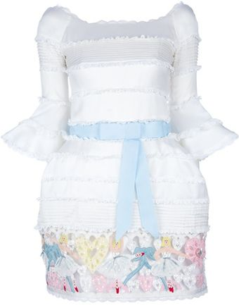 Meadham Kirchhoff Molly Ghazar Dress - Lyst
