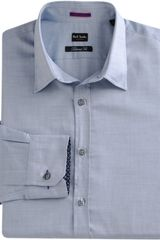 Paul Smith Tailored Fit Oxford Shirt - Lyst