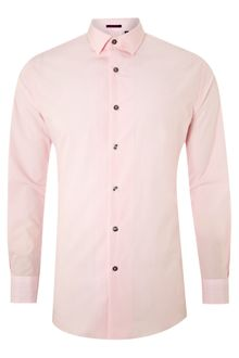 Paul Smith Slim Luxury Poplin Long Sleeve Shirt - Lyst