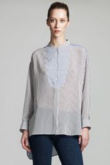 Stella McCartney Medium Stripe Tunic - Lyst