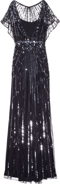 Temperley London Web Embellished Tulle Gown - Lyst