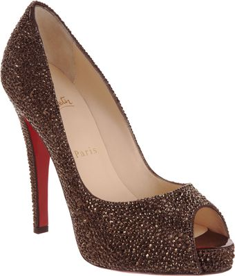 Christian Louboutin Very Riche - Lyst