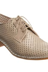 Jil Sander Perforated Oxford - Lyst