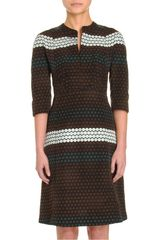 Marni Dot Dress - Lyst