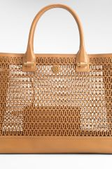 Tory Burch Georgiana Tote - Lyst