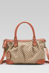 Gucci Sukey Top Handle Bag - Lyst