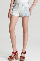 Marc By Marc Jacobs Denim Shorts  - Lyst