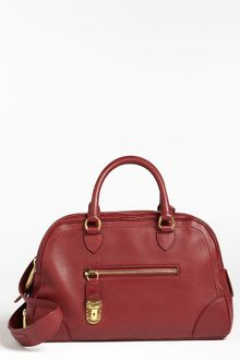 Marc Jacobs Venetia Small Leather Satchel - Lyst
