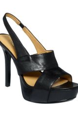 Nine West Fairgame Sandals - Lyst
