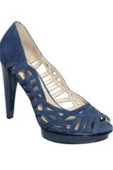 Nine West Speedup Platform Pumps - Lyst